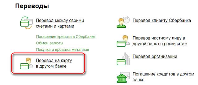 онлайн банки на карту