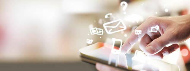 Управление функциями онлайн банка в мобильном приложении