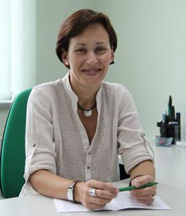 Марина Швецкая – начальник отдела внедрения продуктов Сбербанка