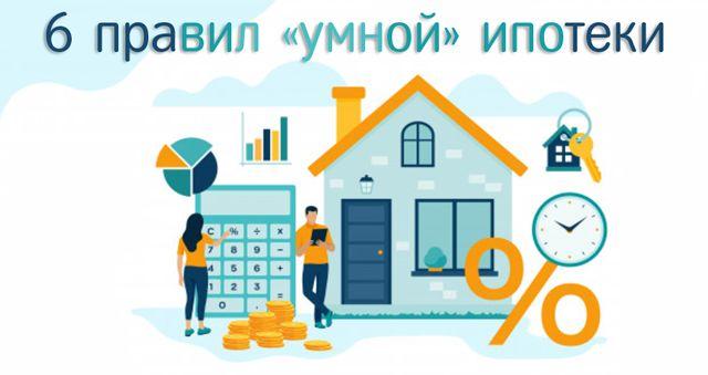 Концепция ипотеки – мужчина и женщина рассчитывают ставку ипотеки
